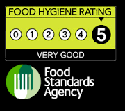 Out of Schools Clubs awarded 5 stars for Food Hygiene!